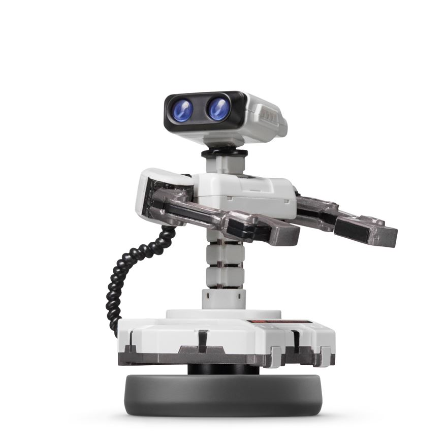 Nintendo amiibo Super Smash Bros series: R.O.B