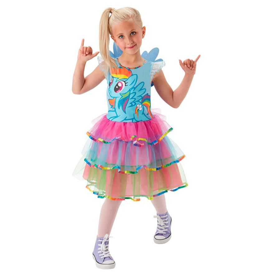 My Little Pony Rainbow Dash Medium Costume image-0
