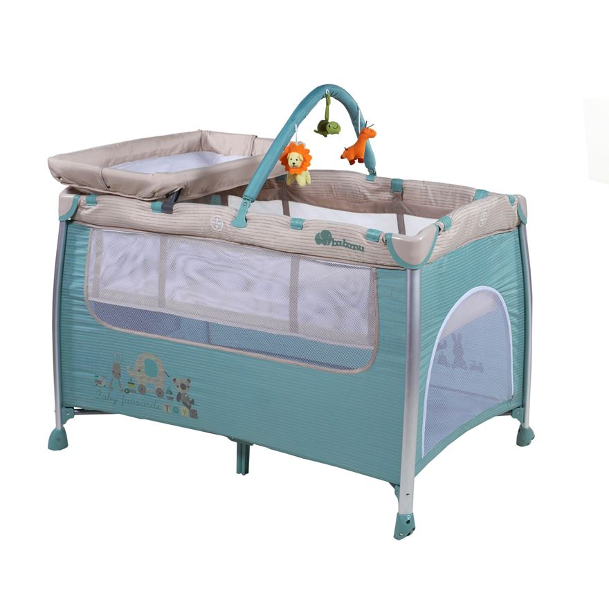 Babanu Dreamer 3 in 1 Travel Cot image-0