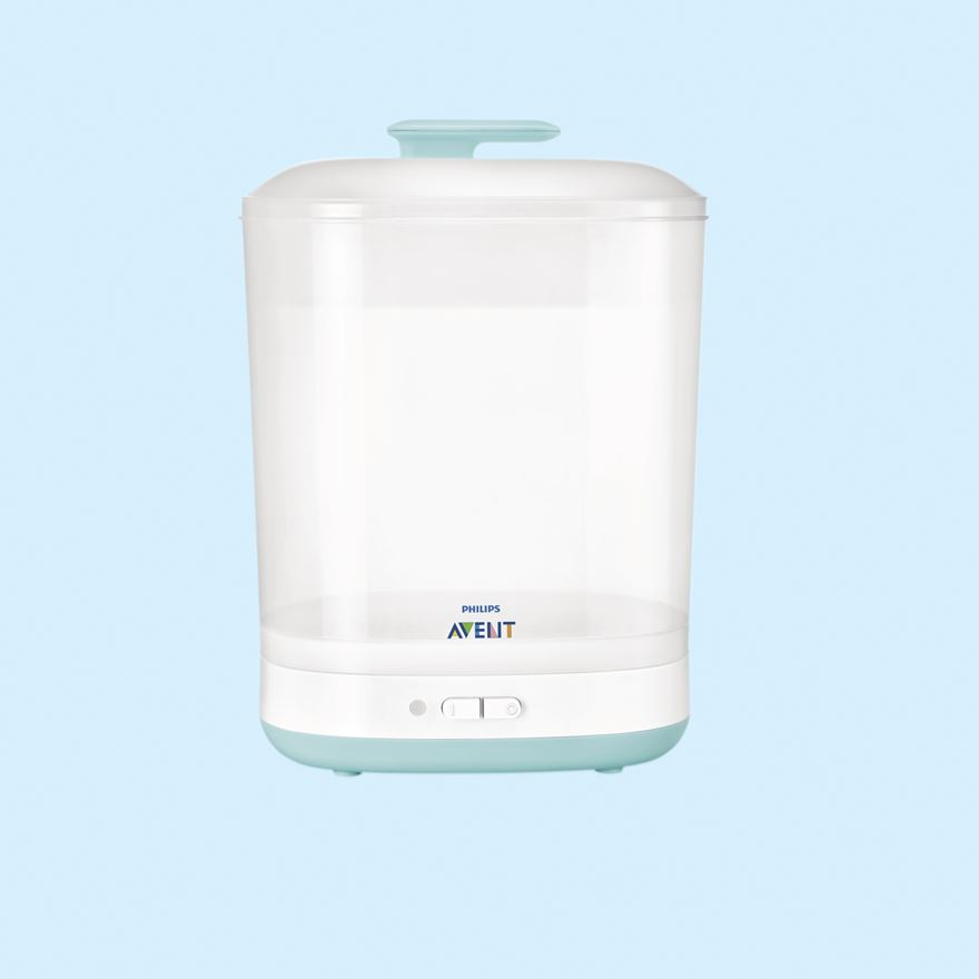 Philips Avent 2-in-1 Electric Steam Steriliser image-0