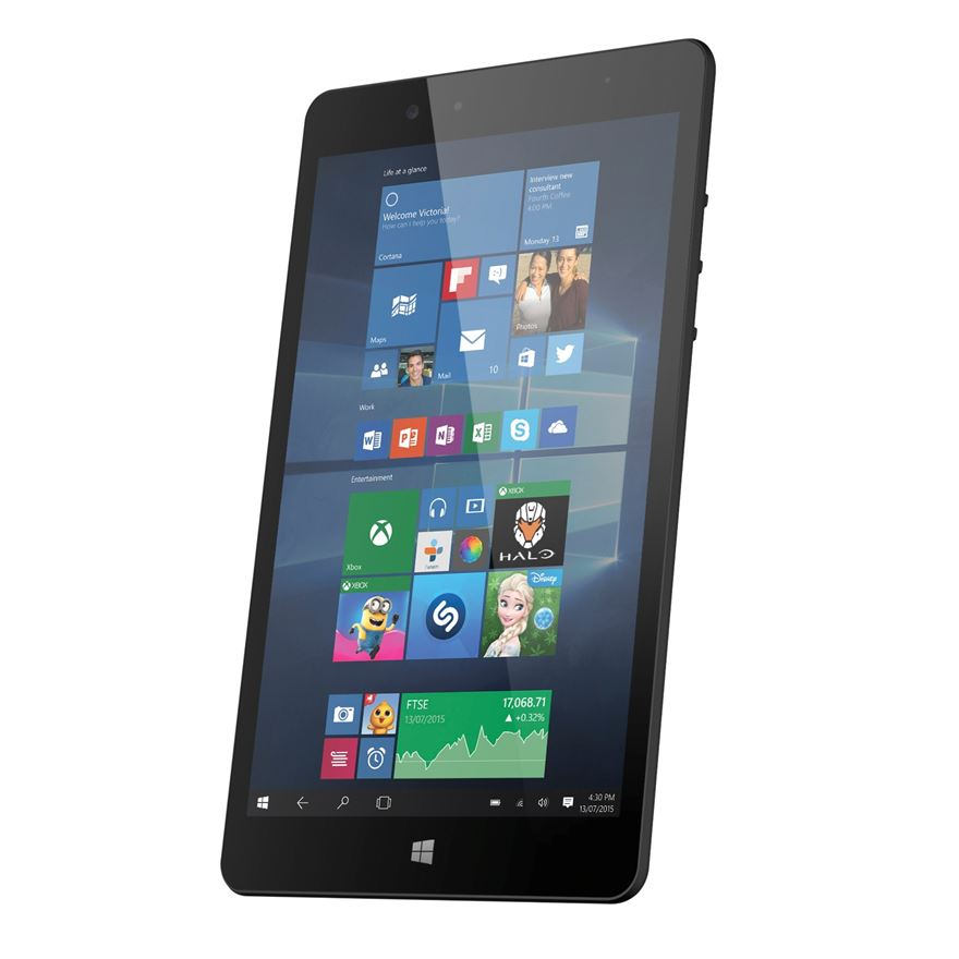 Linx 810 8 quot 32gb tablet video games amp tablets uk