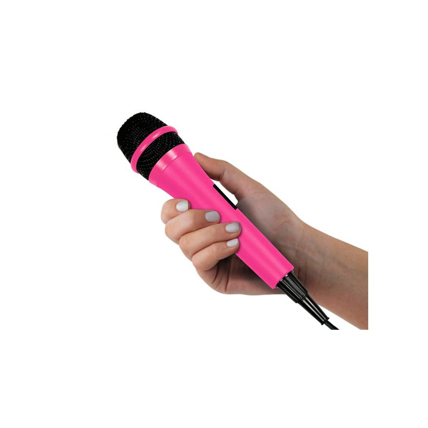 Uni Directional Dynamic Microphone Pink image-0