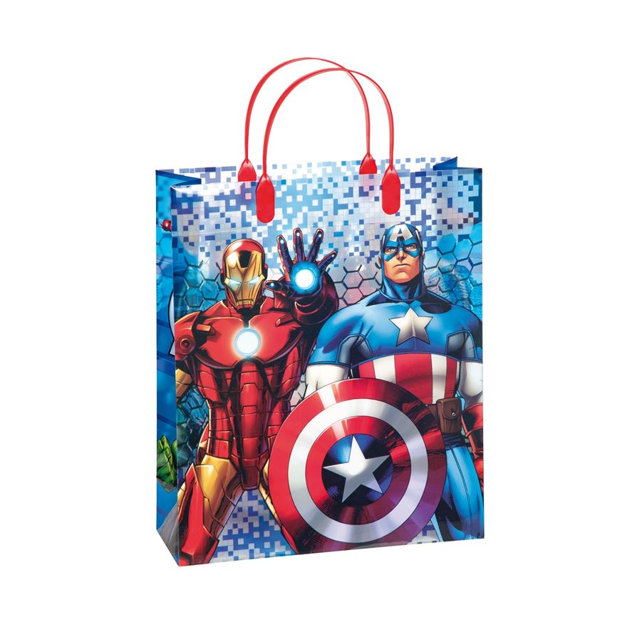 Marvel Super Hero Medium Gift Bag