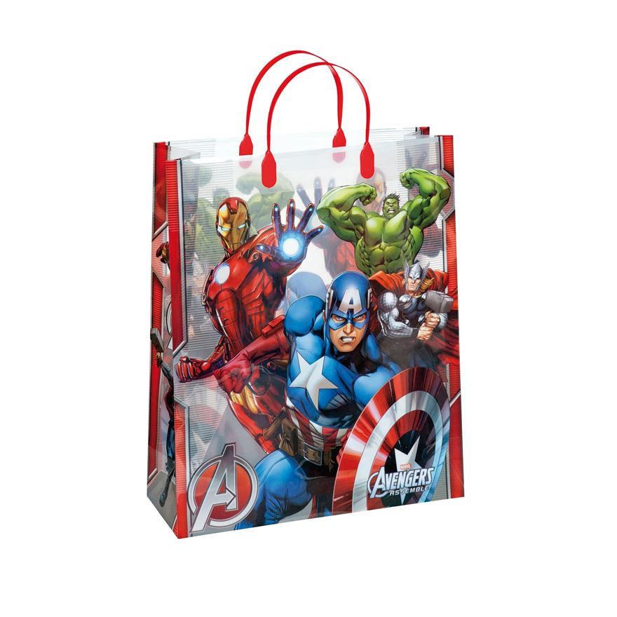 Marvel Super Hero Large Gift Bag