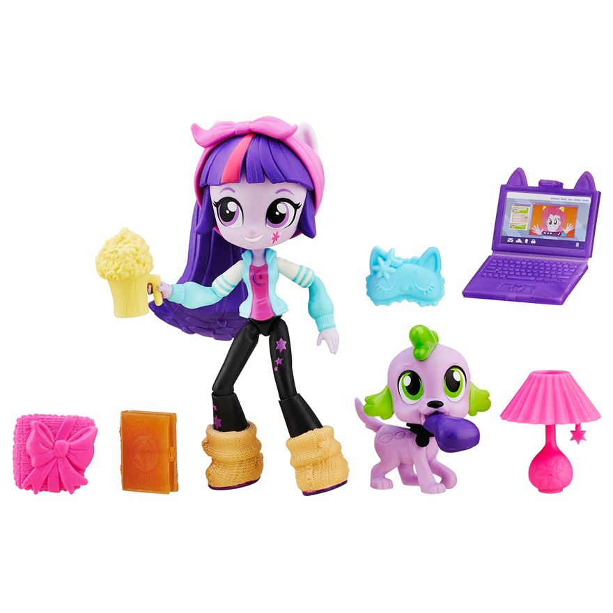 My Little Pony Equestria Girls Minis Slumber Party Sets - Assortment image-0
