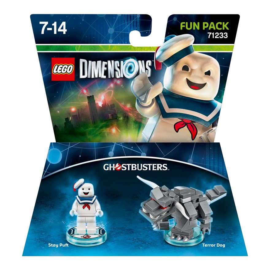 LEGO Dimensions Fun Pack: Ghostbusters Stay Puft image-0