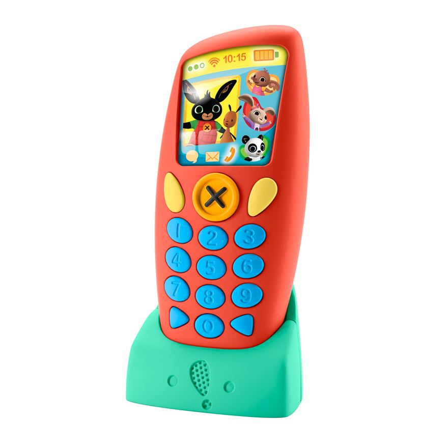 Fisher-Price Bing Bing's Phone image-0