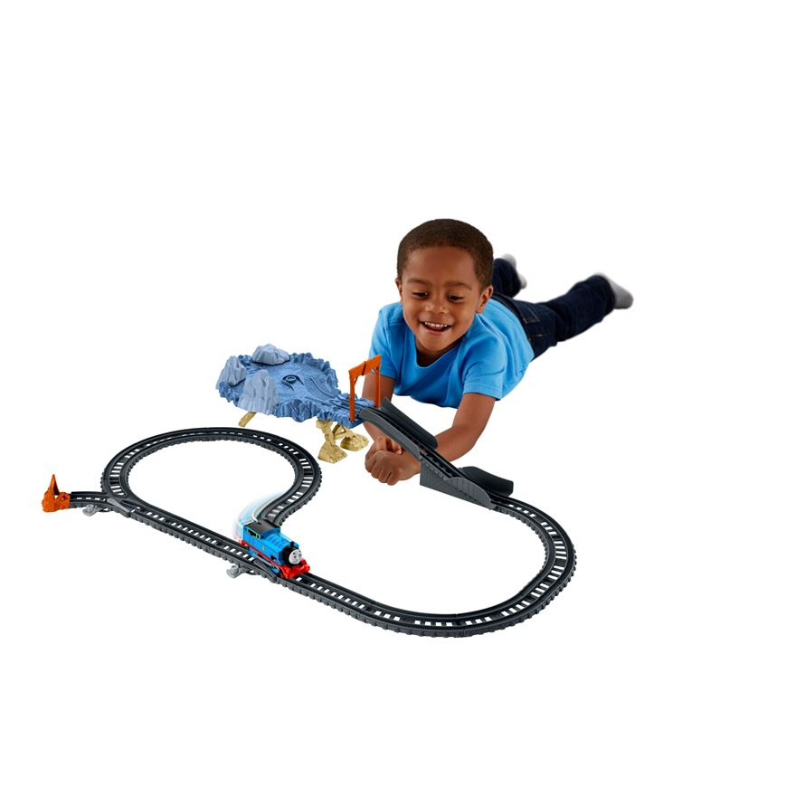 Thomas & Friends TrackMaster Close Call Cliff image-0