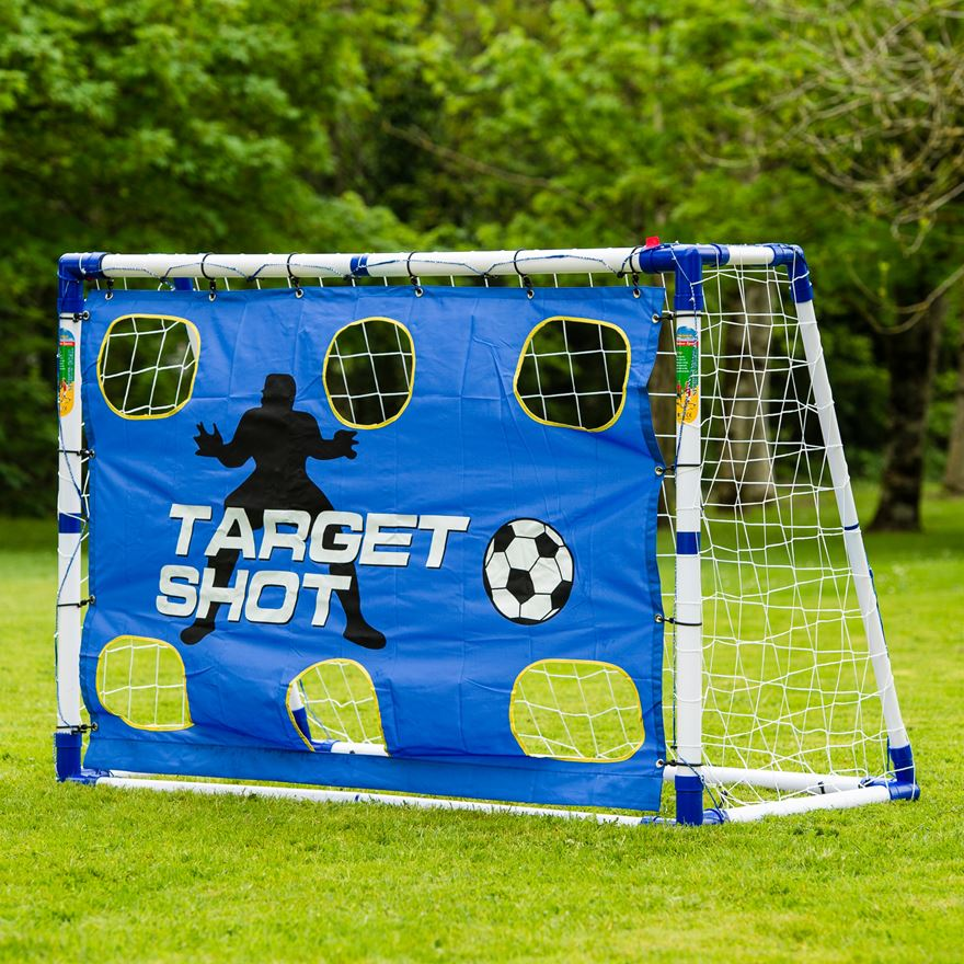 2 In 1 Target Goal image-0
