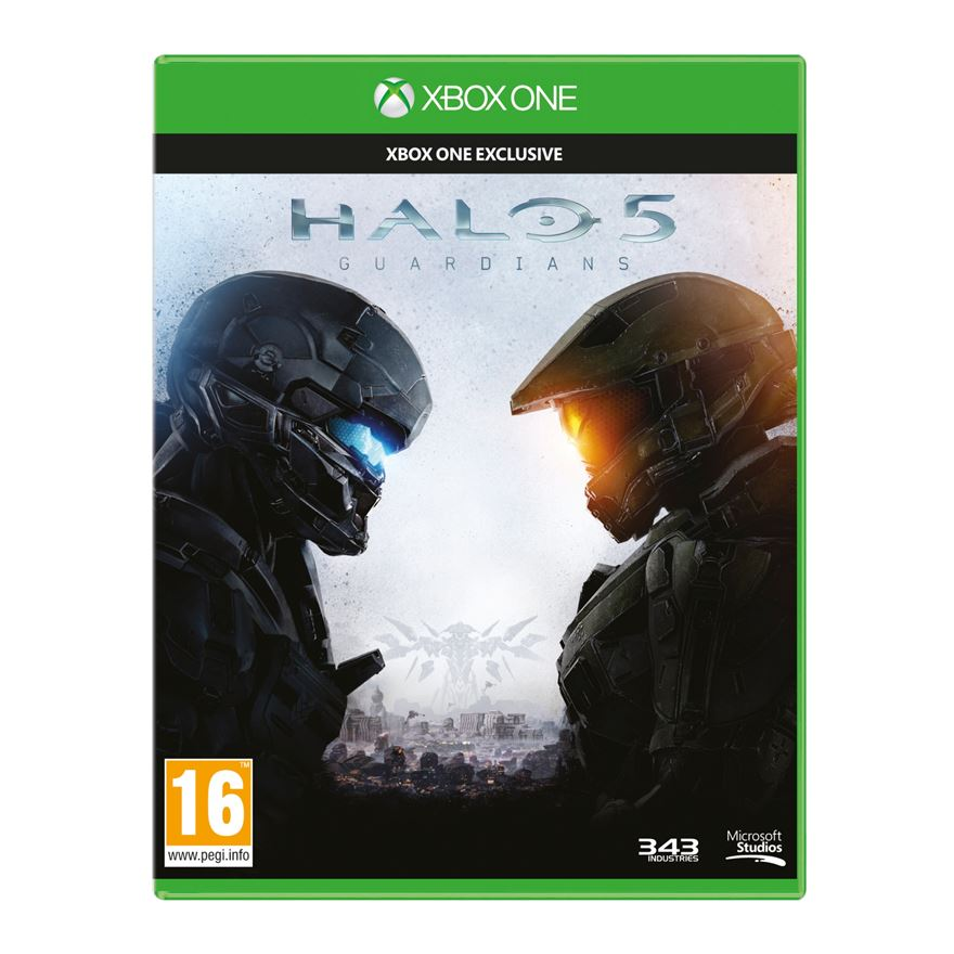 Preplayed Halo 5 Guardians Xbox One