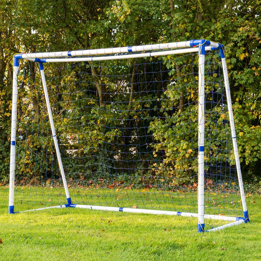 8 x 6 ft Pro Sports Goal image-0
