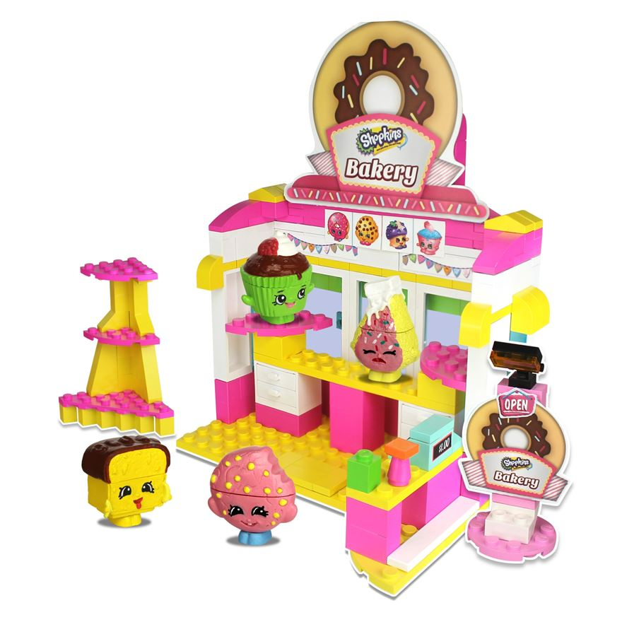 Shopkins Kinstruction Scene Sets - Assortment image-0