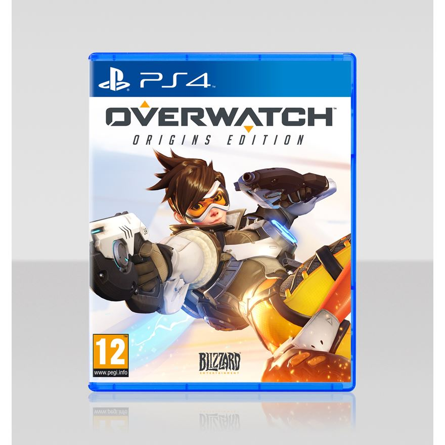 Overwatch: Origins Edition PS4 image-0