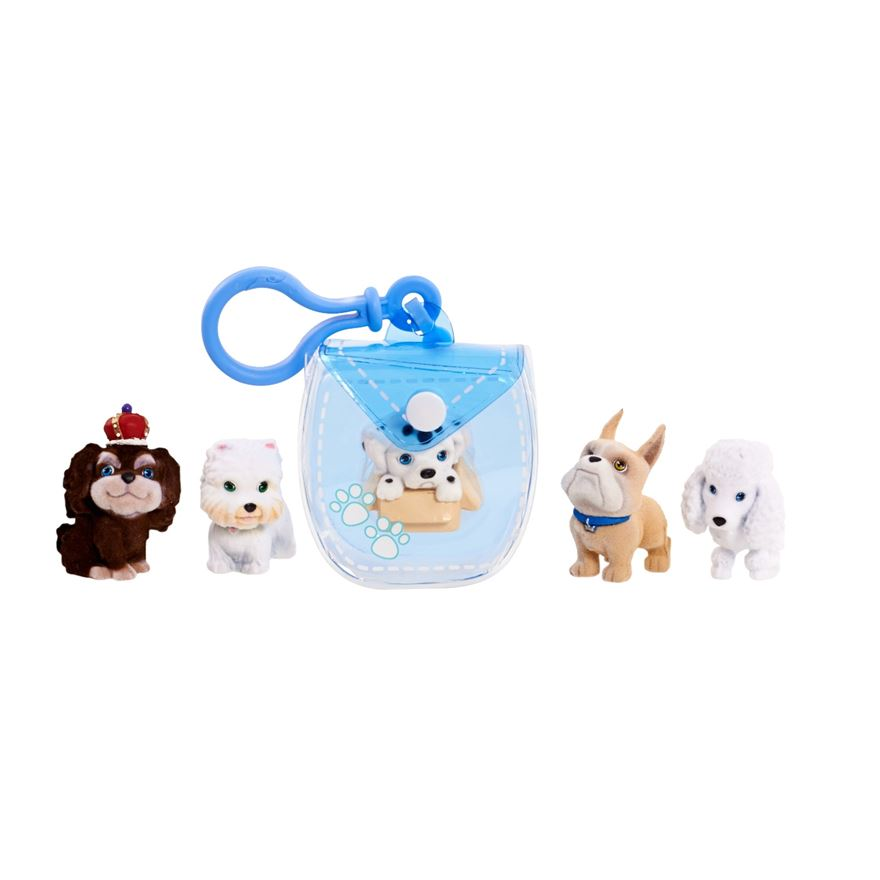 Puppy In My Pocket Clip-On Pouch - Assortment image-0
