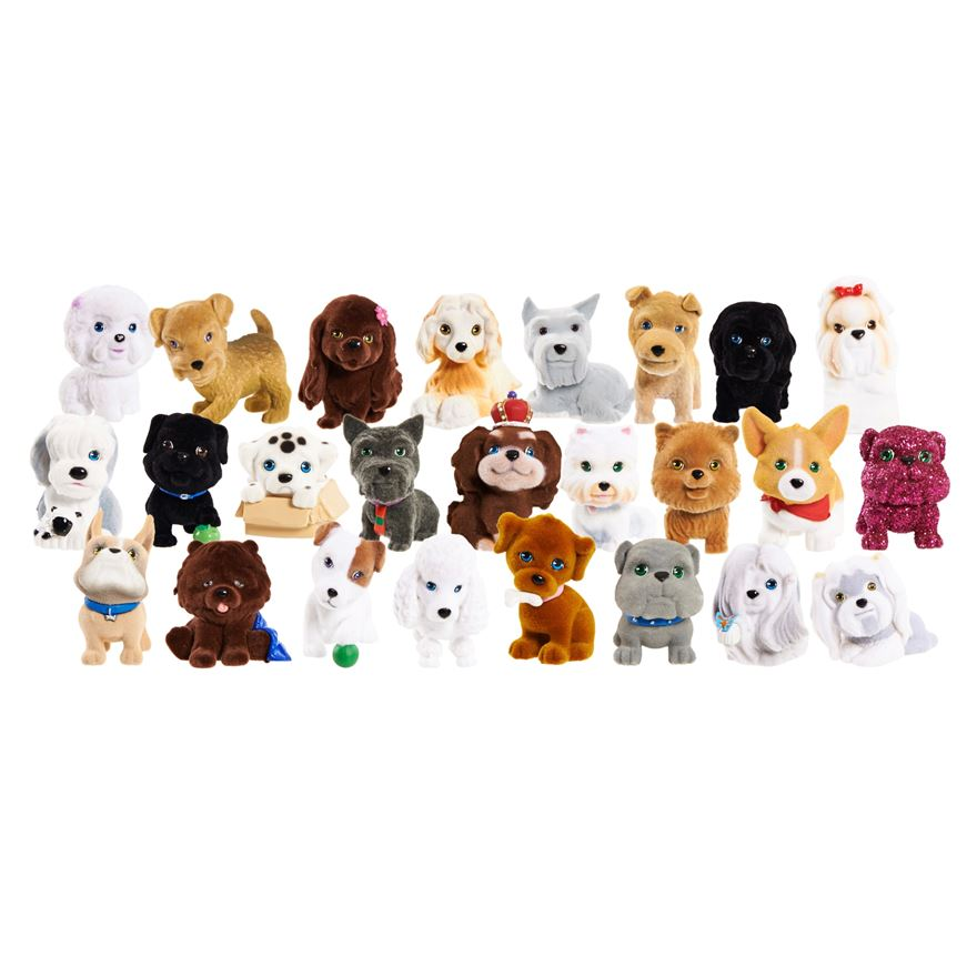 Puppy In My Pocket Blind Packs Series 1 - Assortment image-0