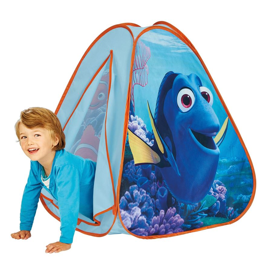 Disney Finding Dory Pop Up Play Tent image-0