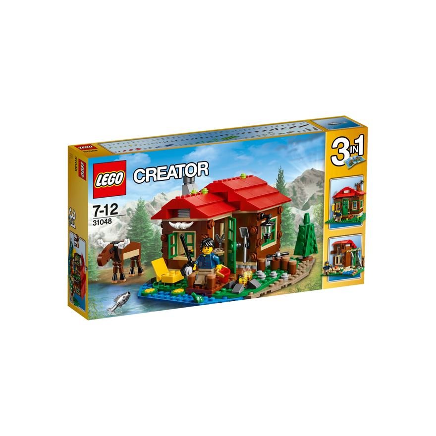 LEGO Creator Lakeside Lodge 31048 image-0