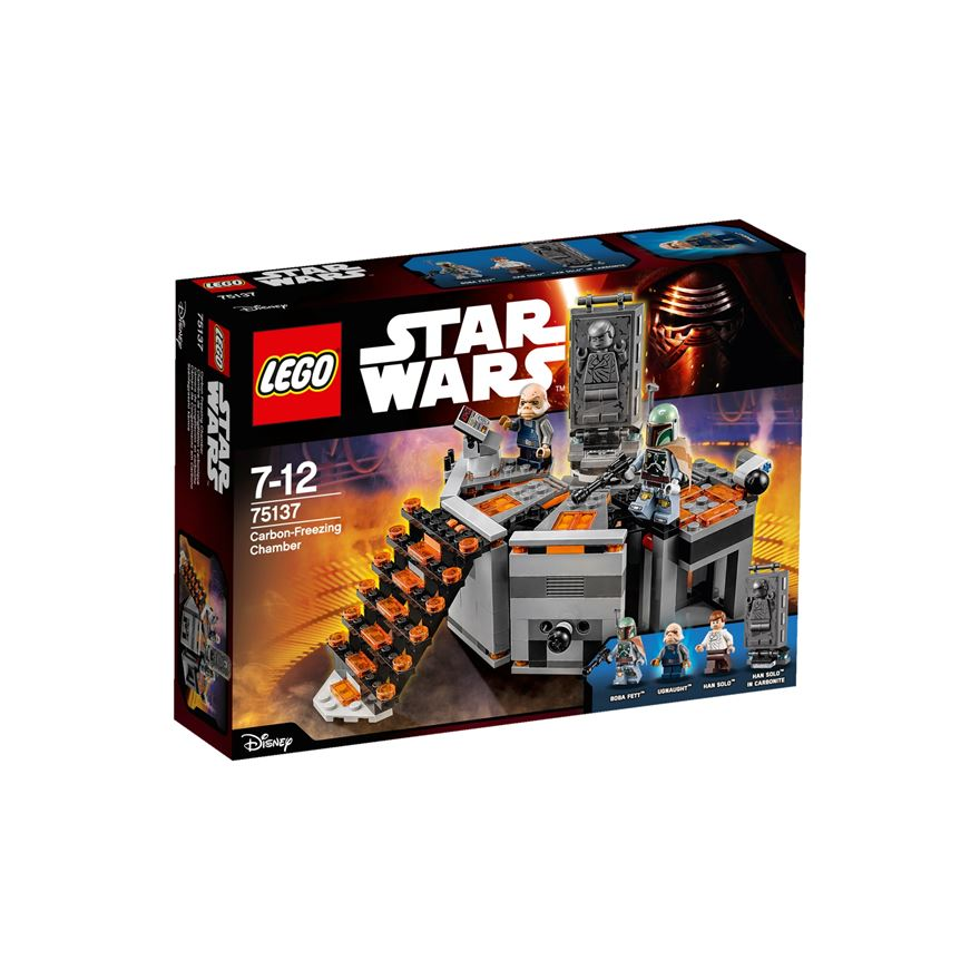 LEGO Star Wars  Carbon-Freezing Chamber 75137 image-0