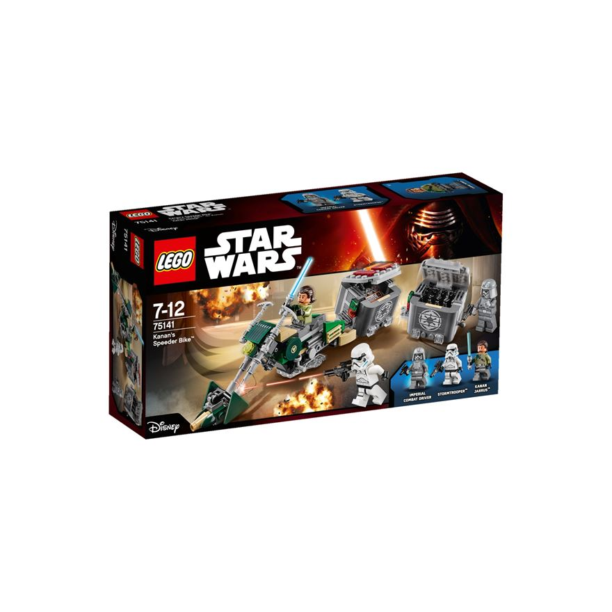 LEGO Star Wars Rebels Kanan's Speeder Bike 75141 image-0