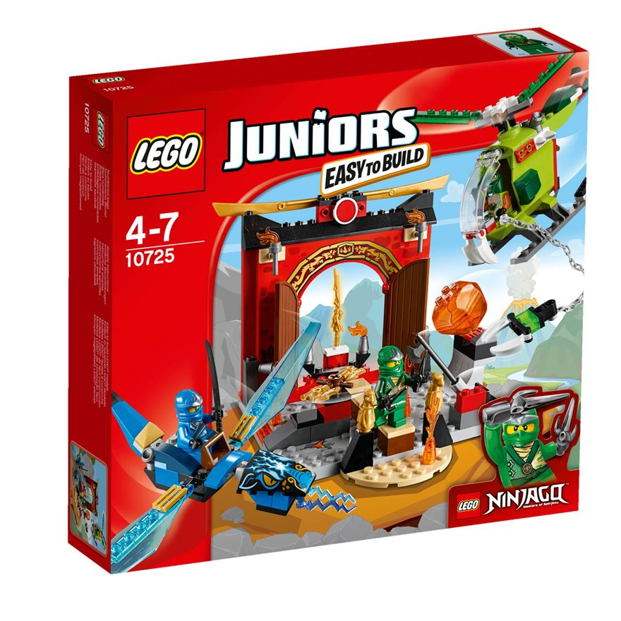 LEGO Juniors Ninjago Lost Temple 10725 image-0