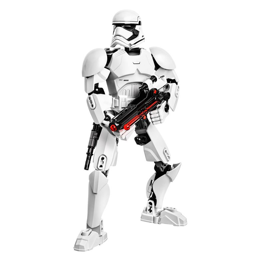 LEGO Star Wars Force Awakens First Order Stormtrooper 75114 image-0