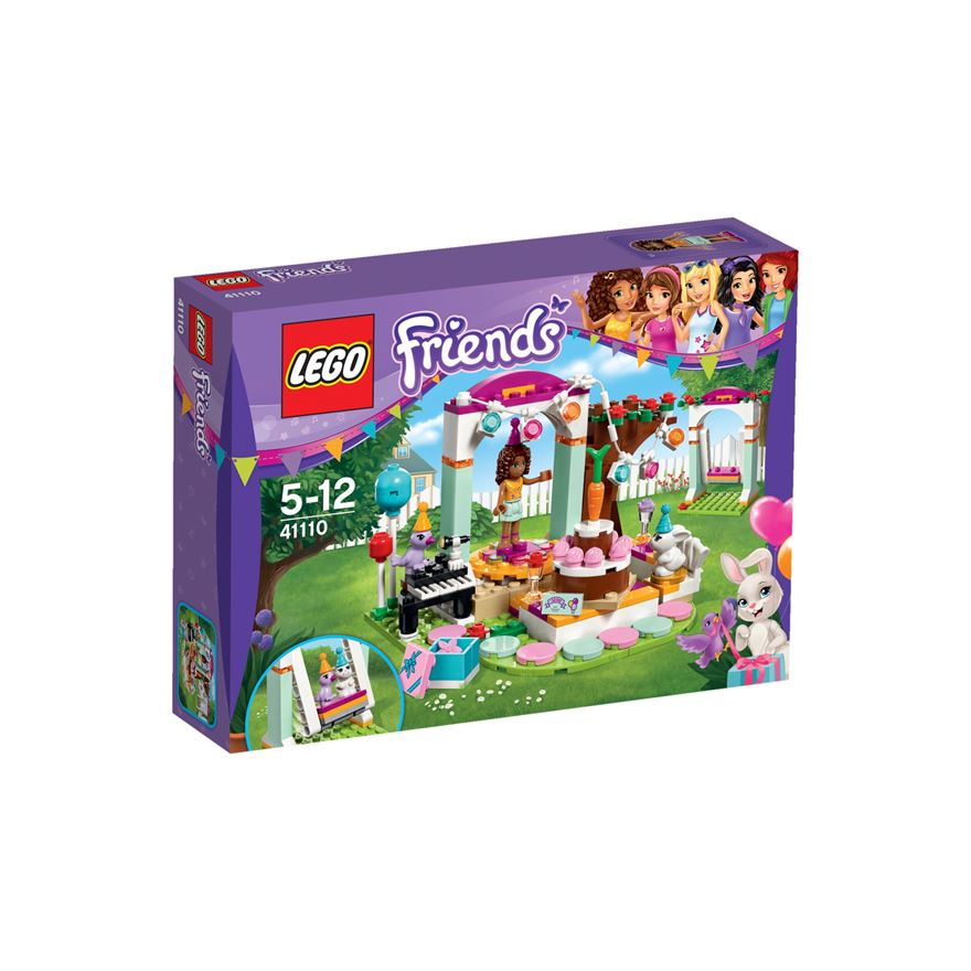 LEGO Friends Birthday Party 41110 image-0