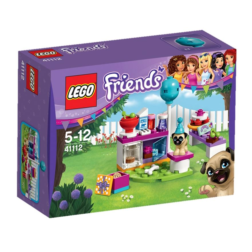 LEGO Friends Party Cakes 41112 image-0