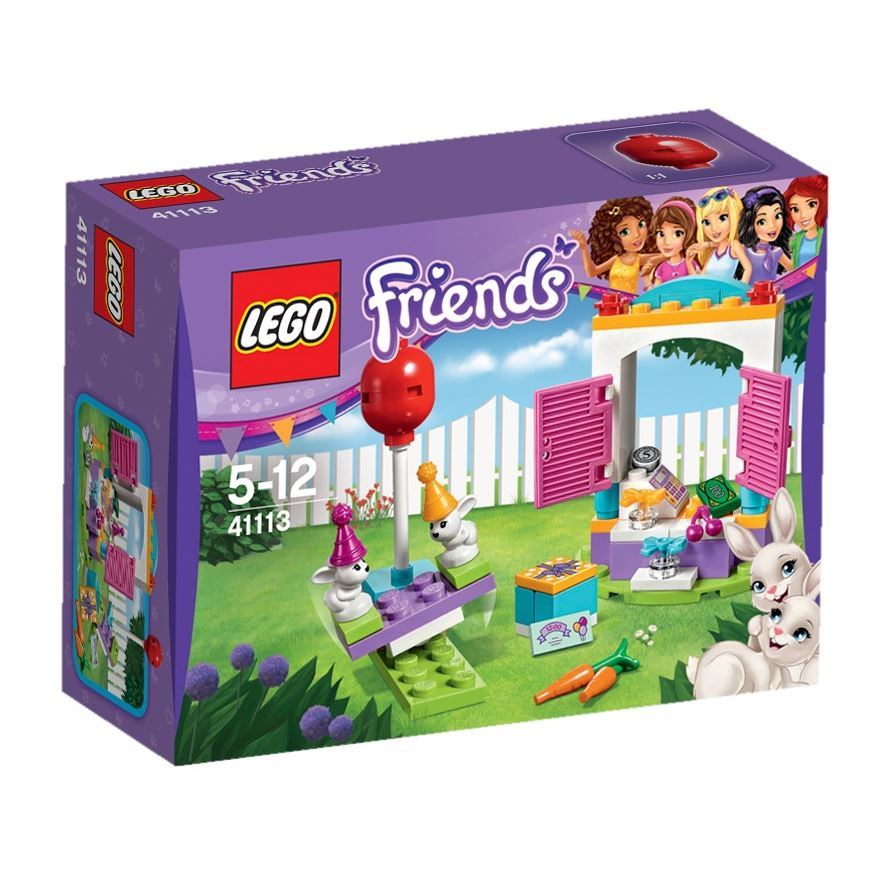 LEGO Friends Party Gift Shop 41113 image-0