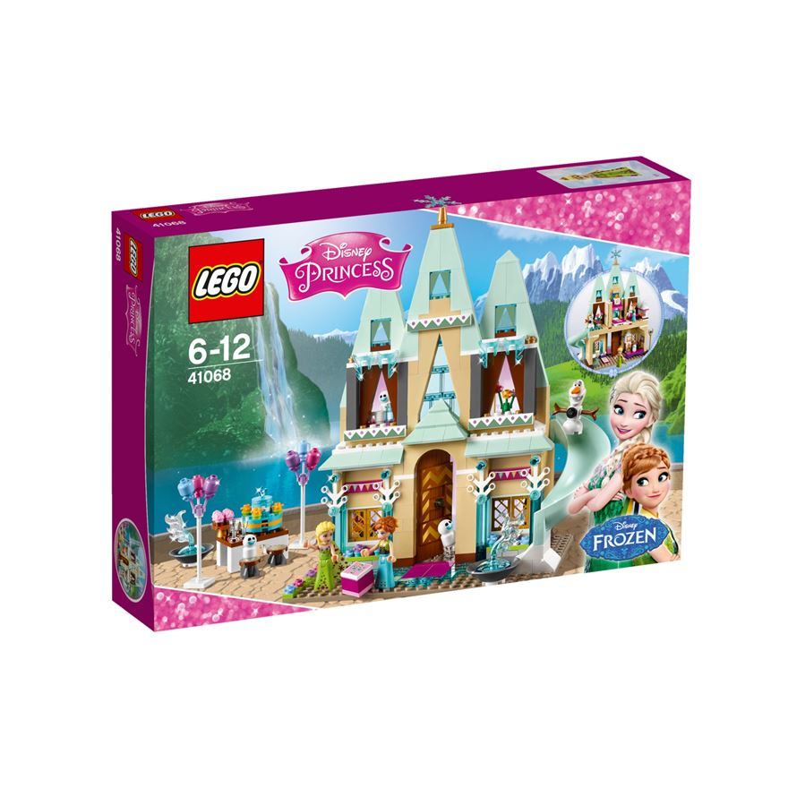LEGO Disney Princess Frozen Arendelle Castle Celebration 41068 image-0