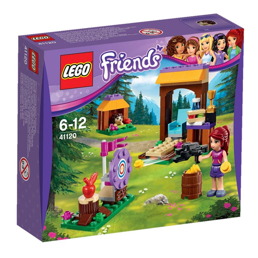 LEGO Friends Adventure Camp Archery 41120 image-0