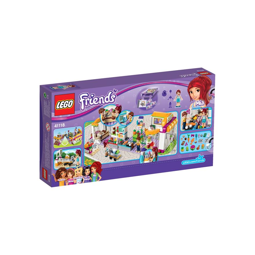 LEGO Friends Heartlake Supermarket 41118 image-0