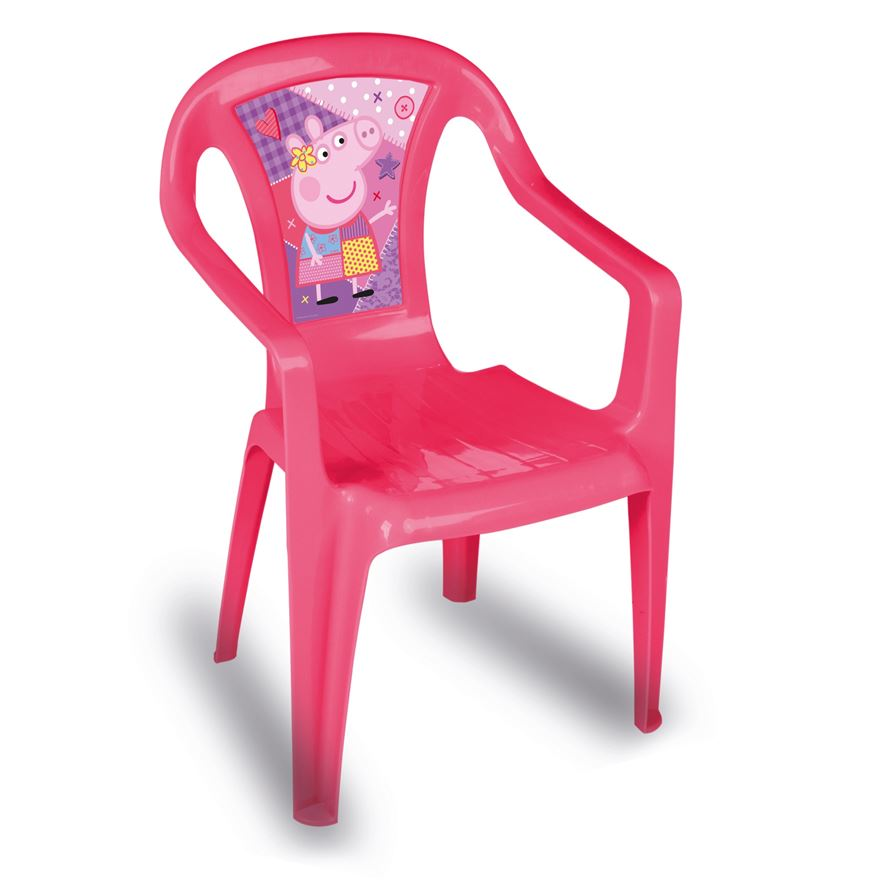 Peppa Pig Plastic Chair