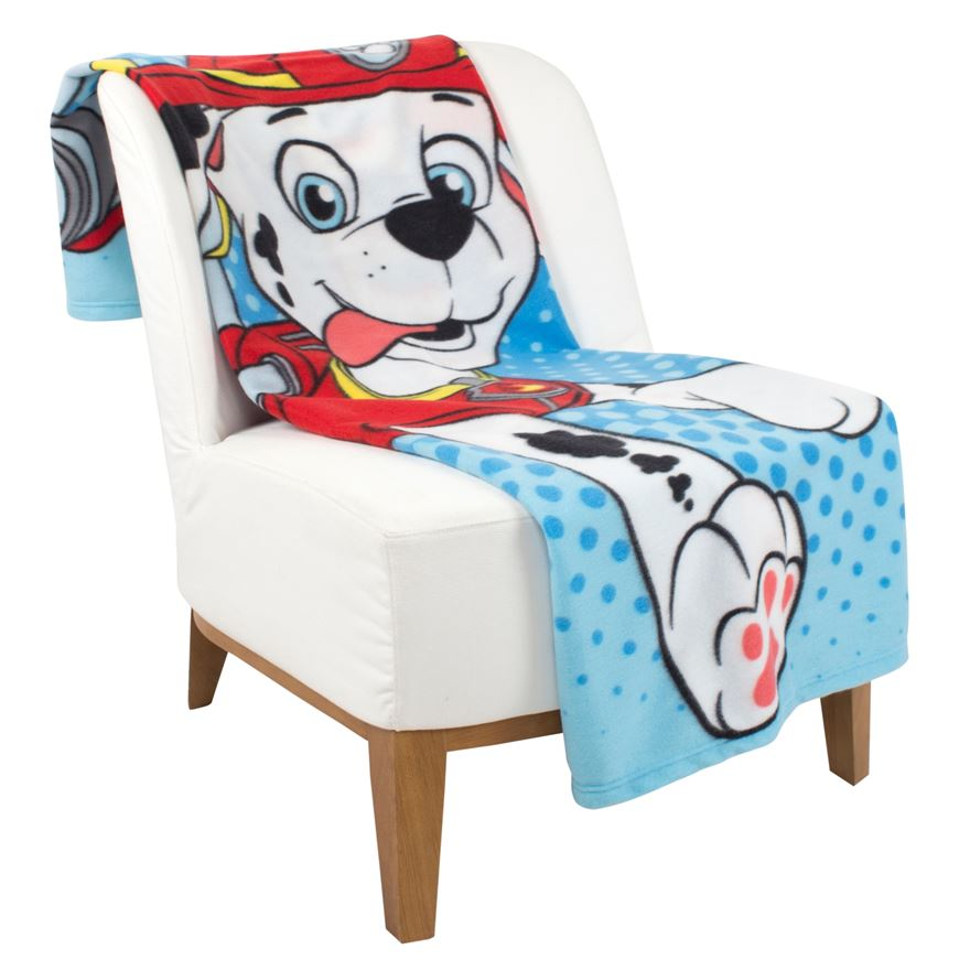 Paw Patrol Fleece Blanket image-0