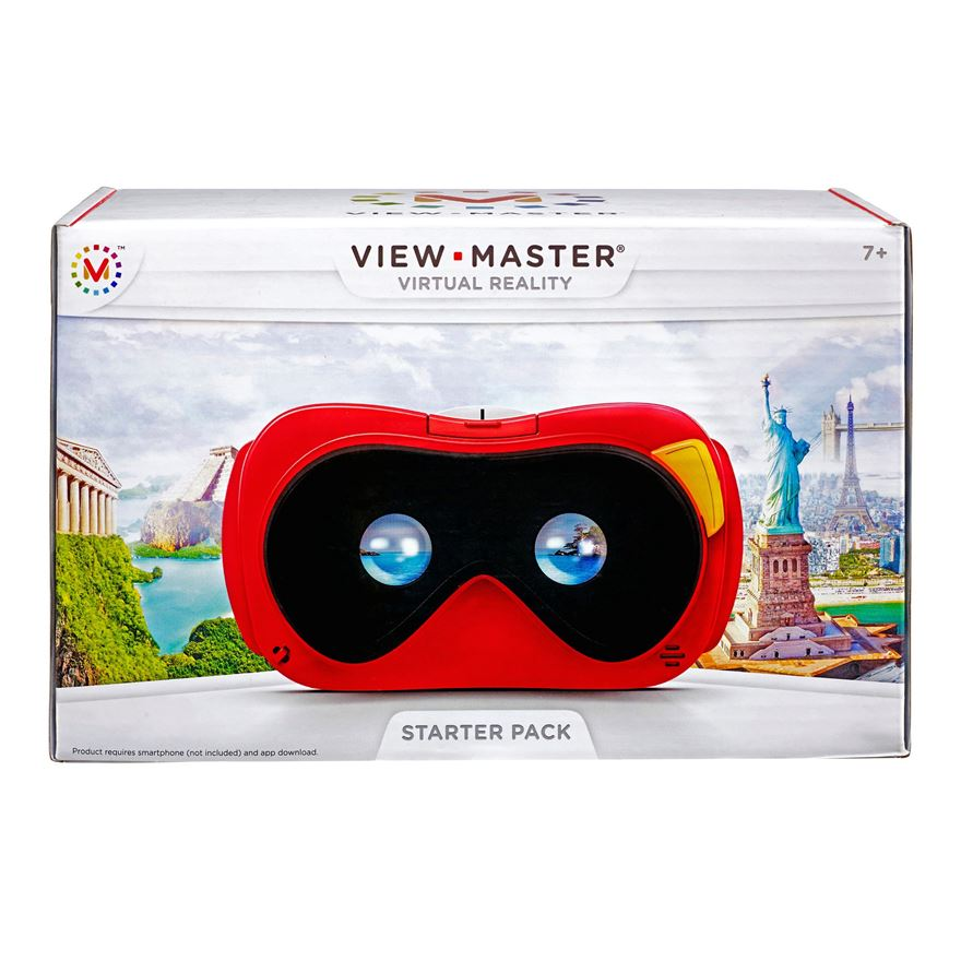 View-Master Virtual Reality Starter Pack image-0
