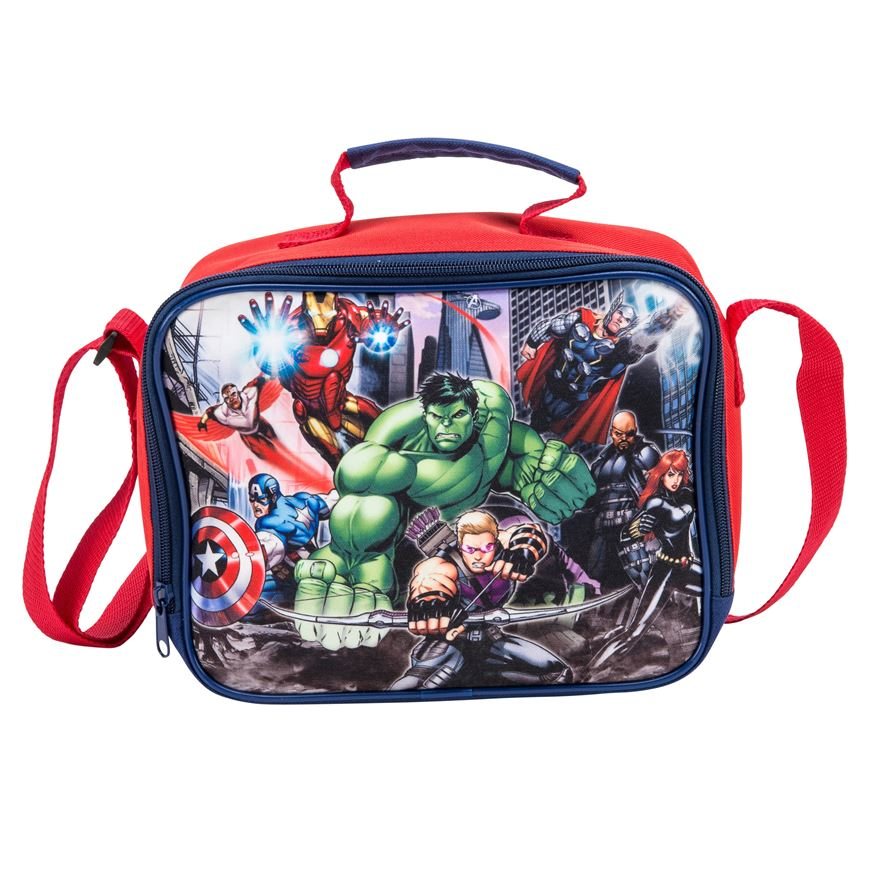 Avengers Lunch Bag image-0