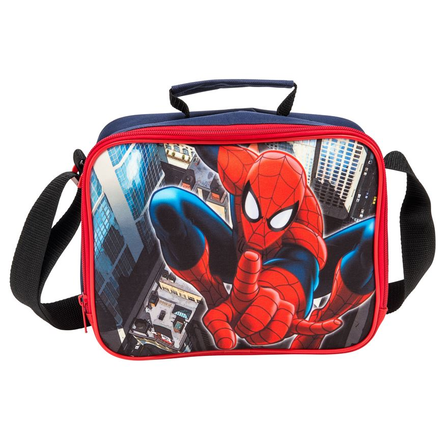 Spiderman Lunch Bag image-0