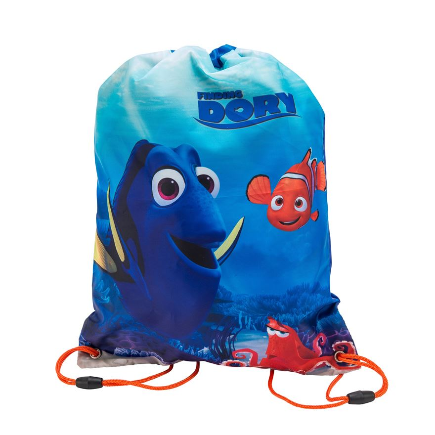 Disney Finding Dory Gym Bag image-0