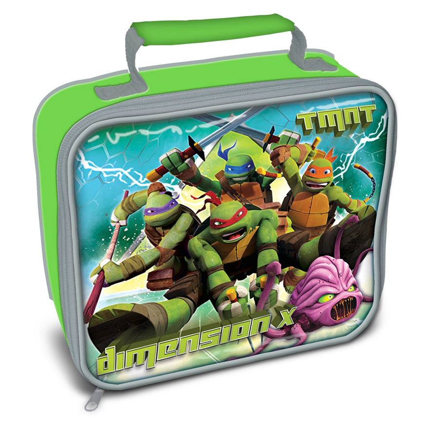 Teenage Mutant Ninja Turtles Dimension X Lunchbag image-0