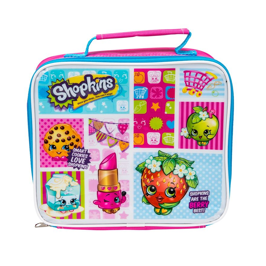 Shopkins Lunch Bag image-0