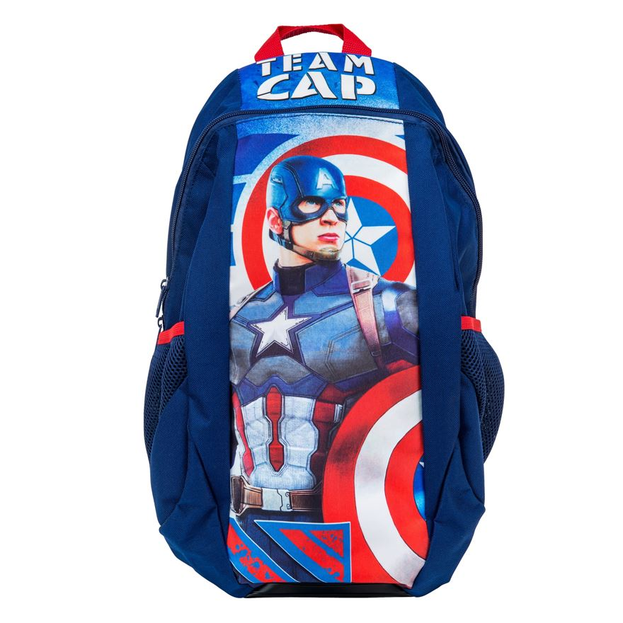 Marvel Captain America: Civil War Urban Backpack image-0