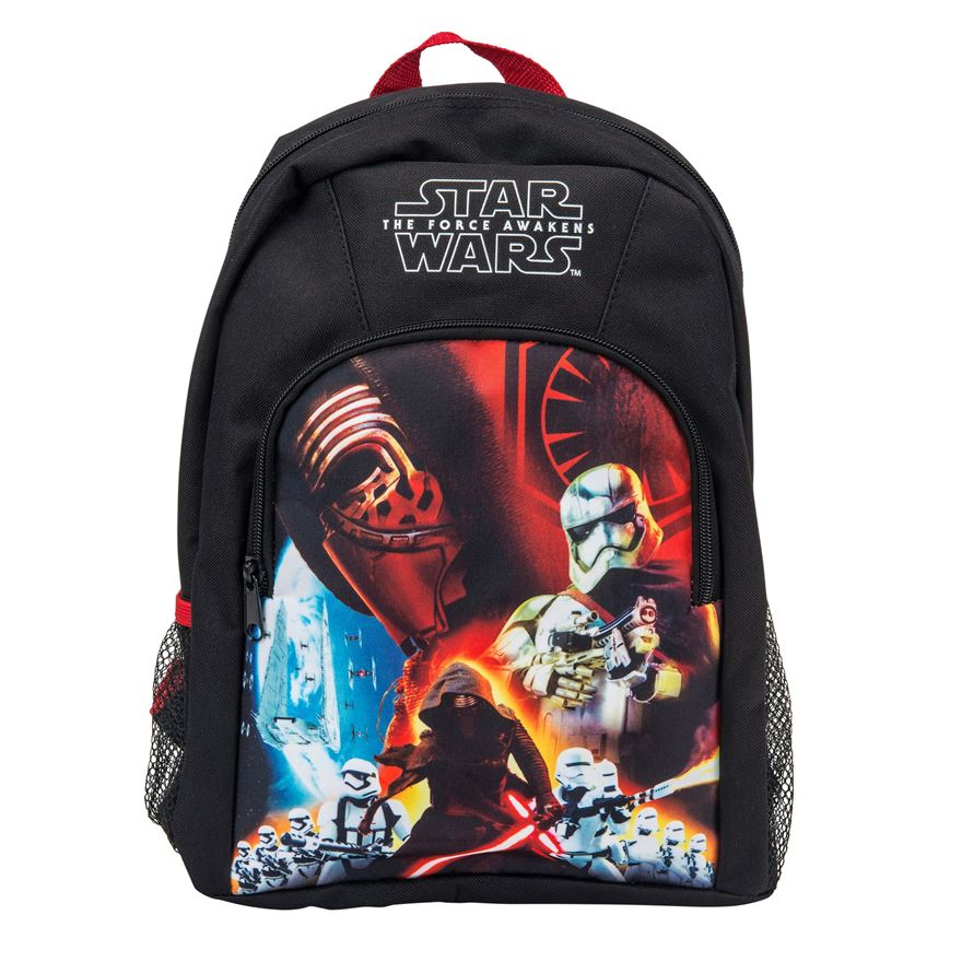 Star Wars Backpack with Front Pocket image-0