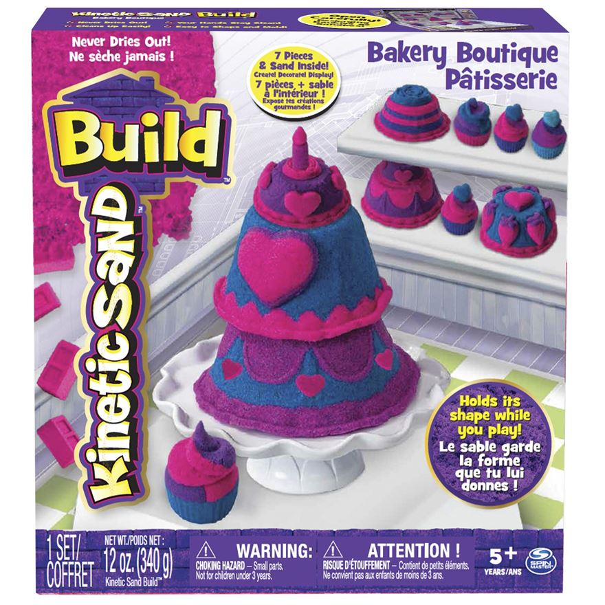 Kinetic Sand Build Bakery Boutique image-0
