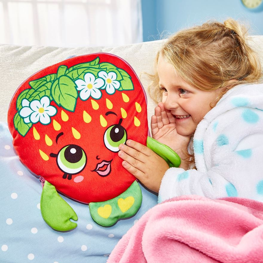 Shopkins Secret Diary Strawberry Kiss image-0