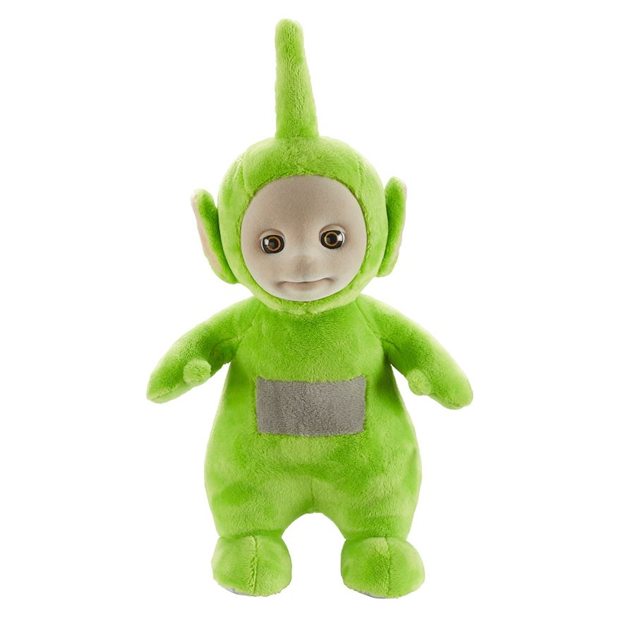 Teletubbies 8 Inch Talking Po Plush Dipsy image-0