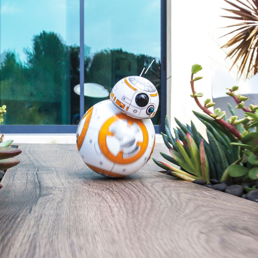 Disney Star Wars BB-8 Sphero Droid image-0