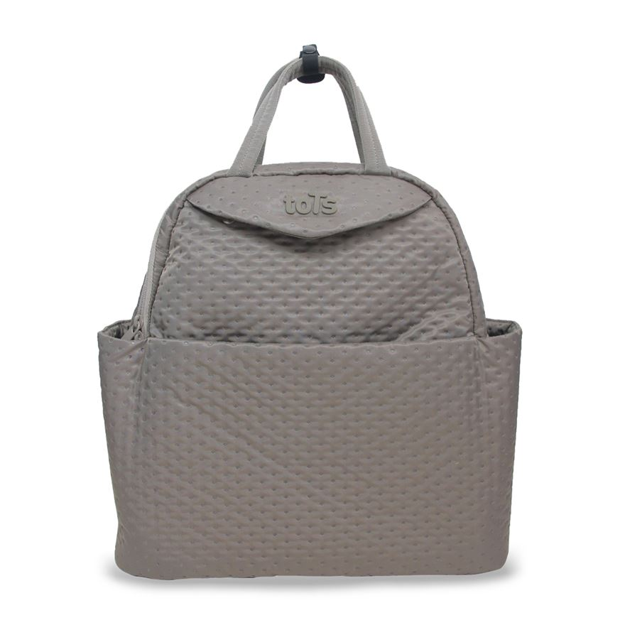 toTs by smarTrike Infinity Beige Changing Bag image-0