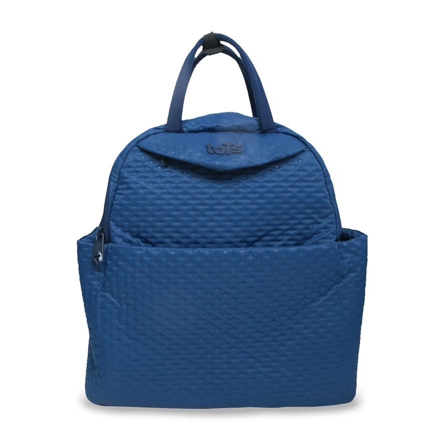 toTs by smarTrike Infinity Blue Changing Bag image-0