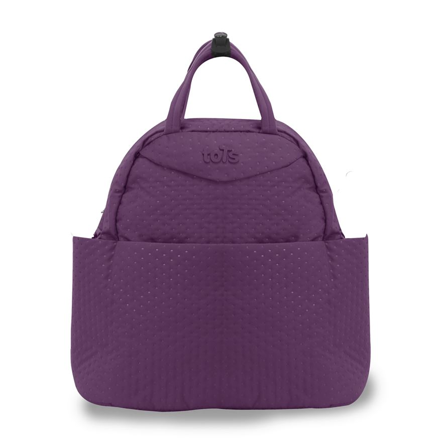 toTs by smarTrike Infinity Purple Changing Bag image-0