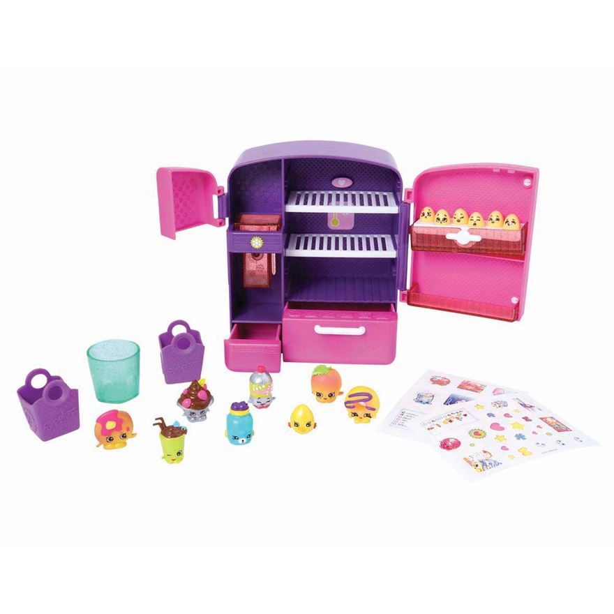 Shopkins Metallic Fridge image-0