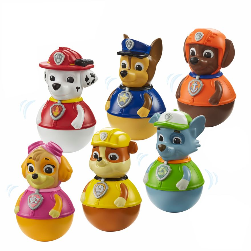 Paw Patrol Weebles - Assortment image-0